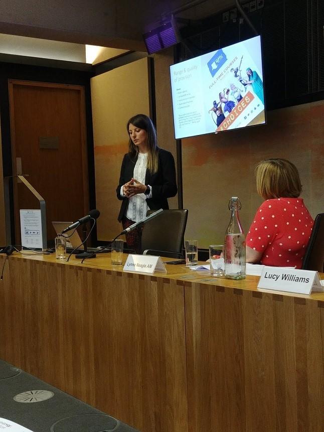 Lucy Williams Public Speaking